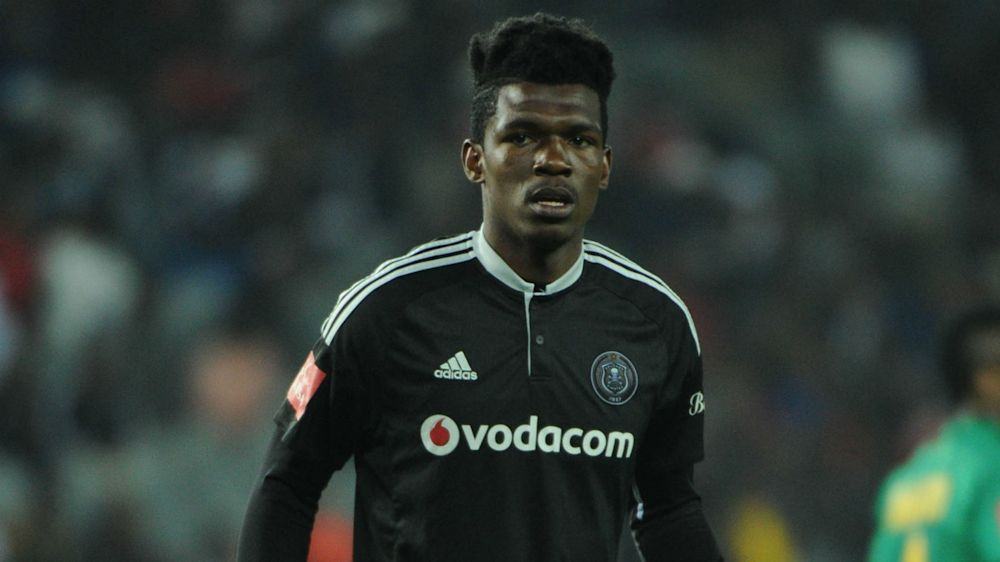 Free State Stars reportedly planning move for Orlando Pirates striker Nkosi