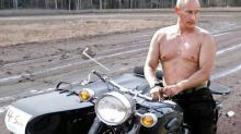 Vladimir Putin is One of Us: He Rides Bikes