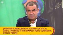 """El demoledor ataque de Jorge Javier Vázquez ('Sálvame') a los políticos: """"Son una auténtica vergüenza"""""""
