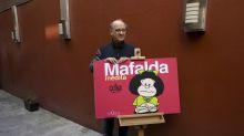 Muere Quino, creador de Mafalda y una vasta obra humorística
