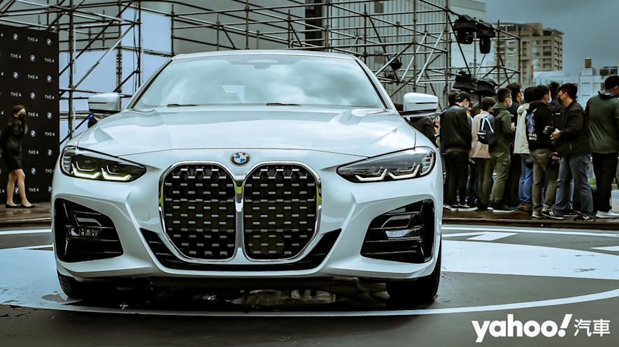 全集中呼吸法-肺之呼吸!2021 BMW 4-Series 236萬起登台上市! - 1