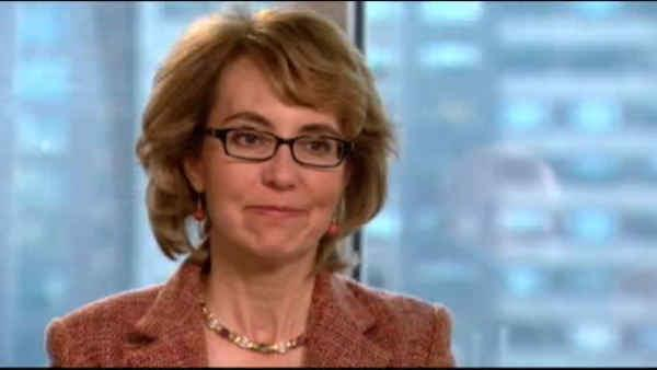 Gabby Giffords speaks out on gun control near 2nd anniversary of shooting