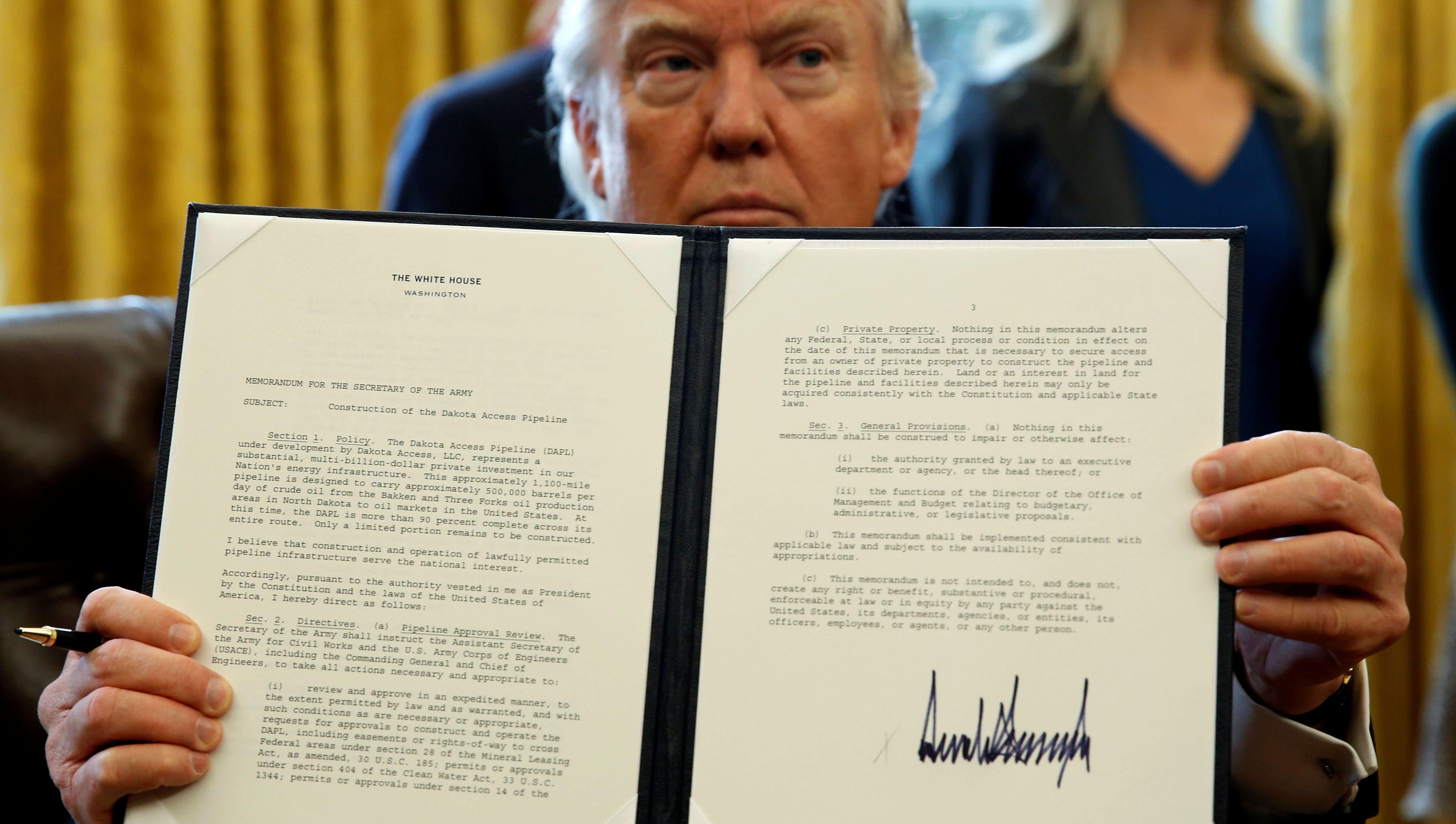 Trump's war on energy and environmental regulation is about to face the 'Spanish Inquisition'