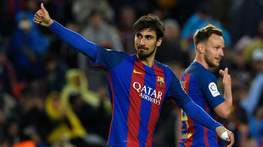 El Barcelona habría recibido una oferta de 45 millones por André Gomes