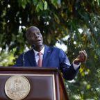 Haiti president breaks silence, says will not resign