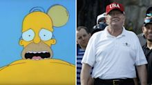 Times 'The Simpsons' predicted the future with eerie precision