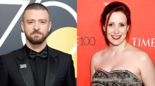 Dylan Farrow slams Justin Timberlake on Twitter over Time's Up