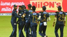 Birthday boy Hasaranga takes four as India crash to 81-8 in T20 decider