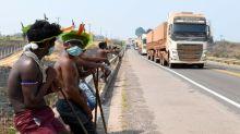 Kayapós suspendem bloqueios na BR-163 até sair decisão judicial sobre disputa com governo