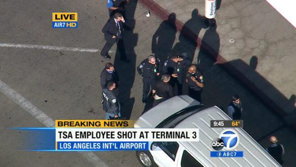Paul Ciancia ID'd as LAX shooting suspect