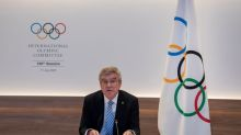 IOC's Bach ready to run for second term as president