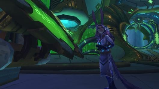 WildStar to reduce character breast size