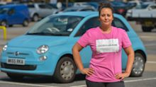 Coffee shop supervisor hit with £7,000 parking fines - for using her work car park