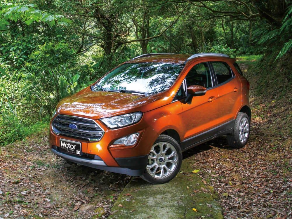 【路試報導】巴西小將 Ford EcoSport EcoBoost
