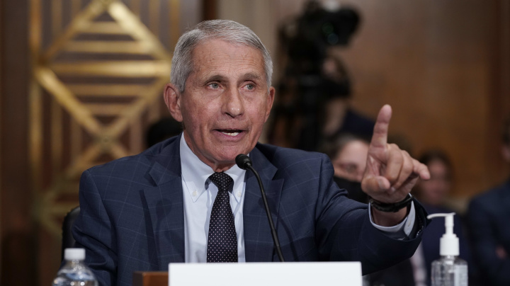 Fauci issues warning: 'Things are going to get worse'