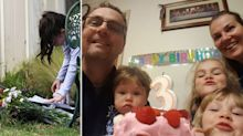 'Cried their hearts out': 'Broken' dad's emotional moment after Melbourne 'murder-suicide'