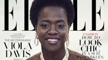 Your Queen Viola Davis and Her Amazing Hair Just Landed a Major Fashion Magazine Cover