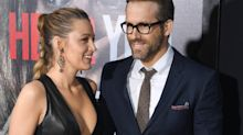 Ryan Reynolds Says Blake Lively Drove Him To Hospital While She Was In Labor