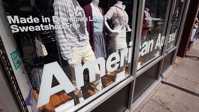 American Apparel in Talks with Lion Capital over $10 Million Loan