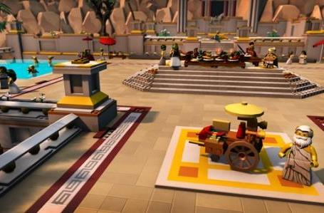 LEGO Minifigures Online rolls out a mythological update
