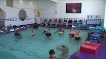 Water Exercises: Keeping the Injured in Shape