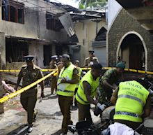 Sri Lanka says militant group National Thowfeek Jamaath is suspected in Easter Sunday bombings
