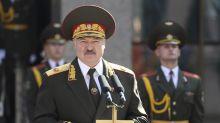 Belarus' authoritarian leader visits his foes in prison
