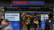 Tesco opens cashless store in central London