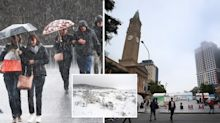 The Australian state bracing for its coldest day of the year