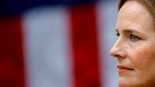 U.S. Supreme Court nominee Barrett meets senators in race to confirmation