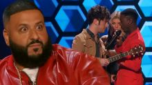 Things get pretty heated on 'The Four,' and DJ Khaled can't believe it