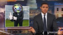 Trevor Noah Trashes Trump's Exit from the Paris Climate Agreement