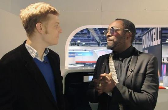 will.i.am on changing the world one 3D printer at a time