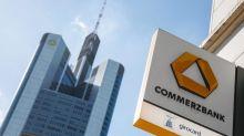 Harter Wettbewerb um Firmenkunden setzt Commerzbank zu