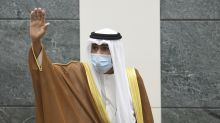 Kuwait's new crown prince takes oath before parliament