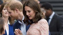 ¡Habemus pancita!; A Kate Middleton ya se le nota su embarazo y se pone a bailar