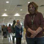 School nurses in Philadelphia receive COVID-19 vaccine prior to students' return next month