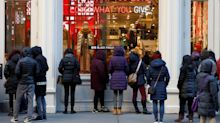 Futures are in the red as shoppers look to splurge on Black Friday