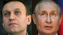 Navalny acusa Putin por envenenamento e promete voltar