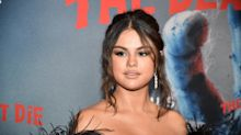 Selena Gomez opens up about depression in moving speech: 'Last year, I was suffering mentally and emotionally'