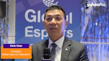 """Global Esports Federation president Chris Chan wants to let youths """"run things their way"""""""