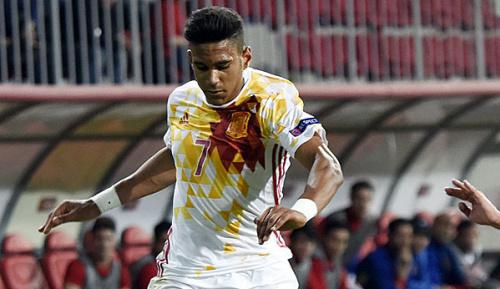 Ligue 1: Medien: Monaco an Barca-Talent Mboula interessiert