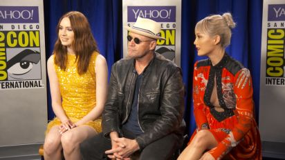 The Stars of the 'Guardians of the Galaxy Vol. 2' Discuss 'Infinity War' Rumors