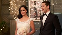 Brooklyn Nine-Nine's Melissa Fumero gets real about baby weight and snap-back culture