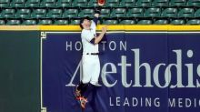Calhoun homers twice in Arizona's 6-3 win over Houston