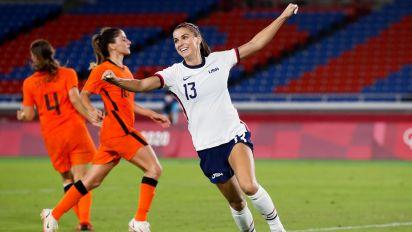 Women's soccer semifinals: Who ya got?