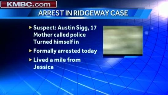 Jessica Ridgeway's relatives react to arrest