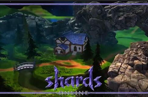 The Stream Team: Joining the Shards Online dev playtest