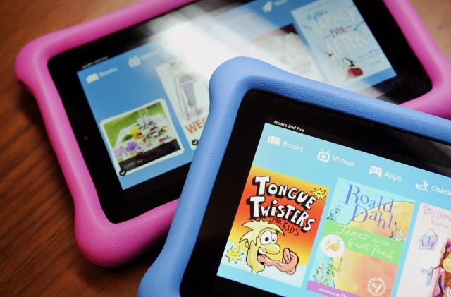 Amazon adds Spanish options to its kid-friendly FreeTime Unlimited