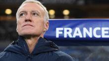 Foot - Bleus - La conférence de presse de Didier Deschamps en direct vidéo